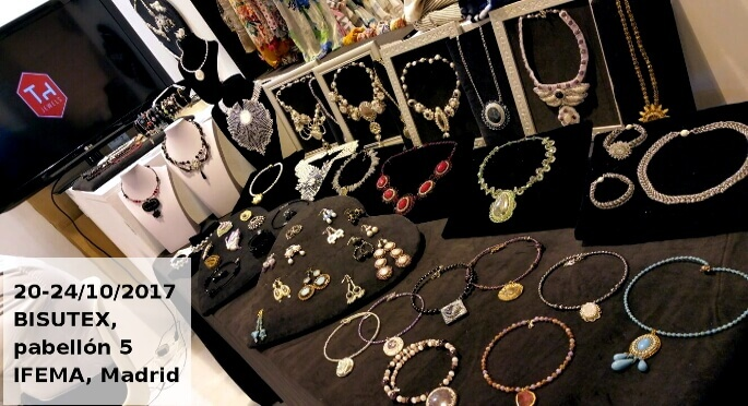 TH Jewels stand in Bisutex, september 2017