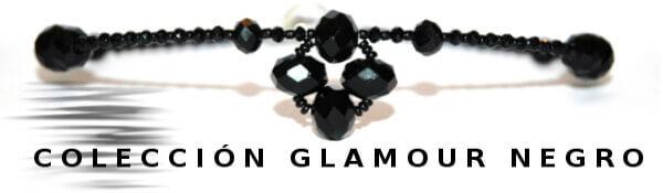 Banner Serie Glamour Negro